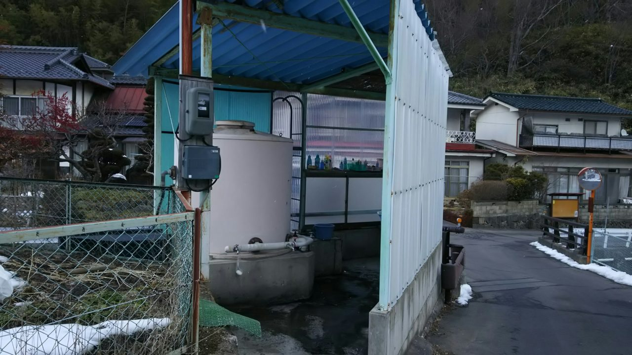 上田市別所温泉