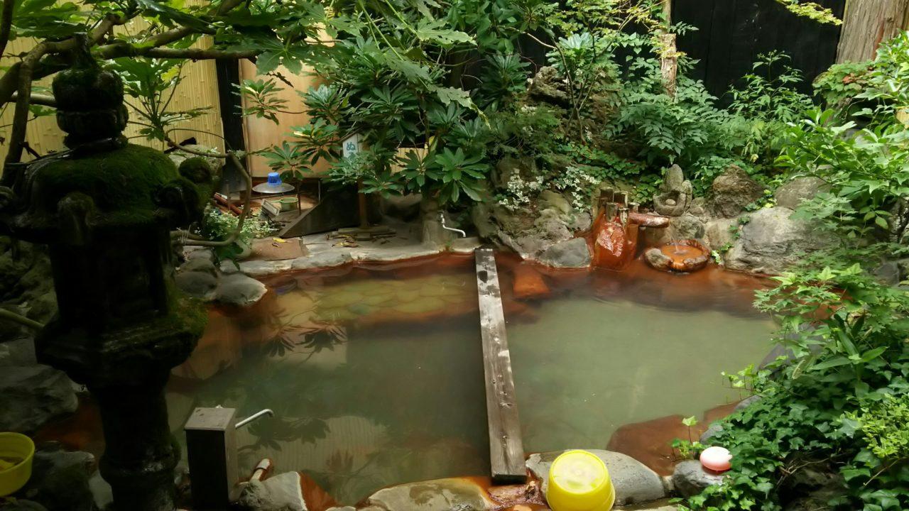 山ノ内町の渋温泉かめや旅館
