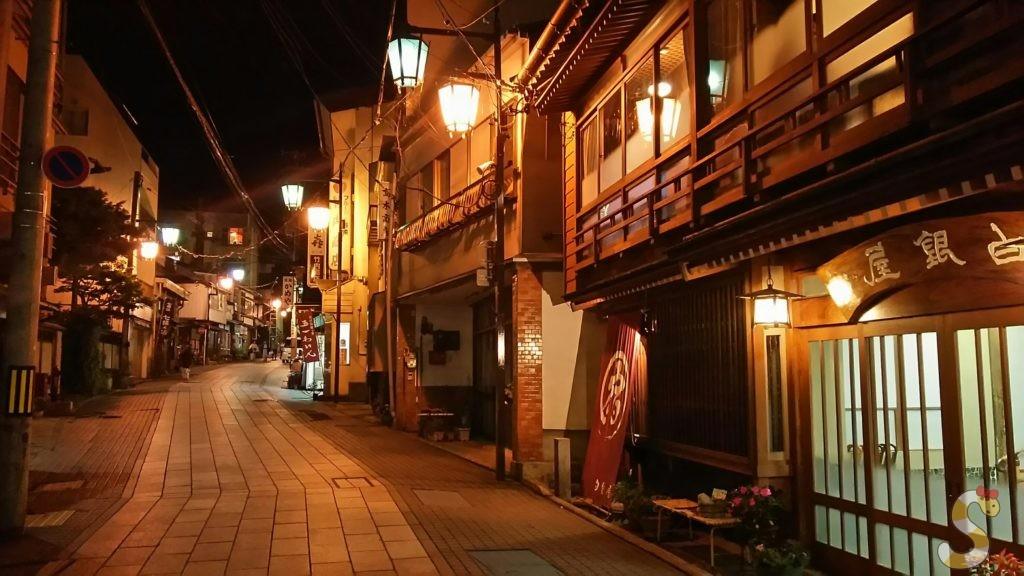山ノ内町の渋温泉