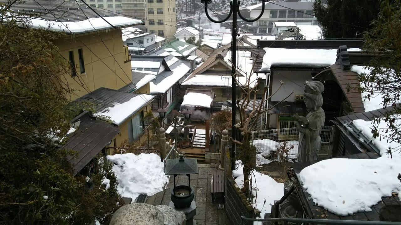 山ノ内町渋温泉