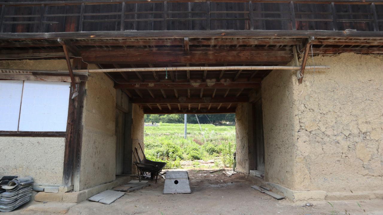 生坂村のひとつ石