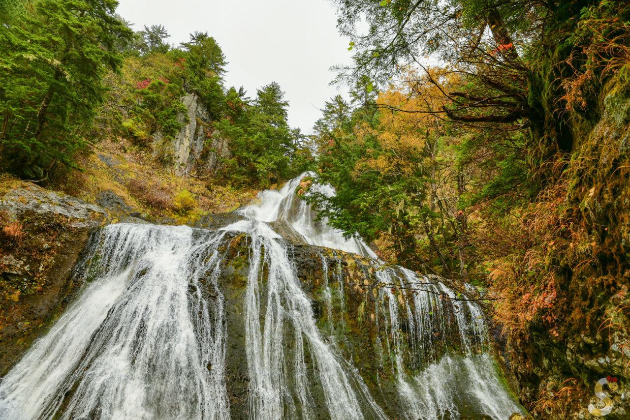 松本市乗鞍高原三本滝