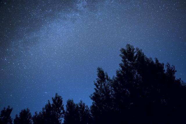 阿智村の星
