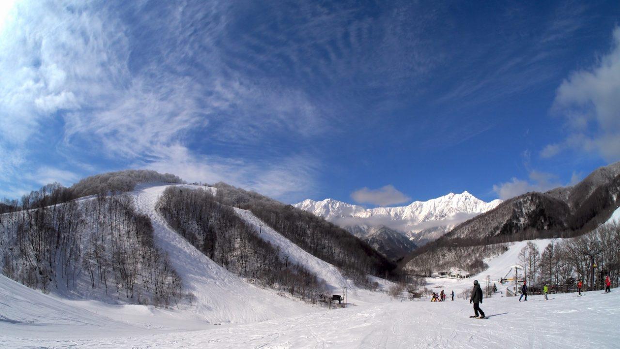 槍 スキー 場 鹿島
