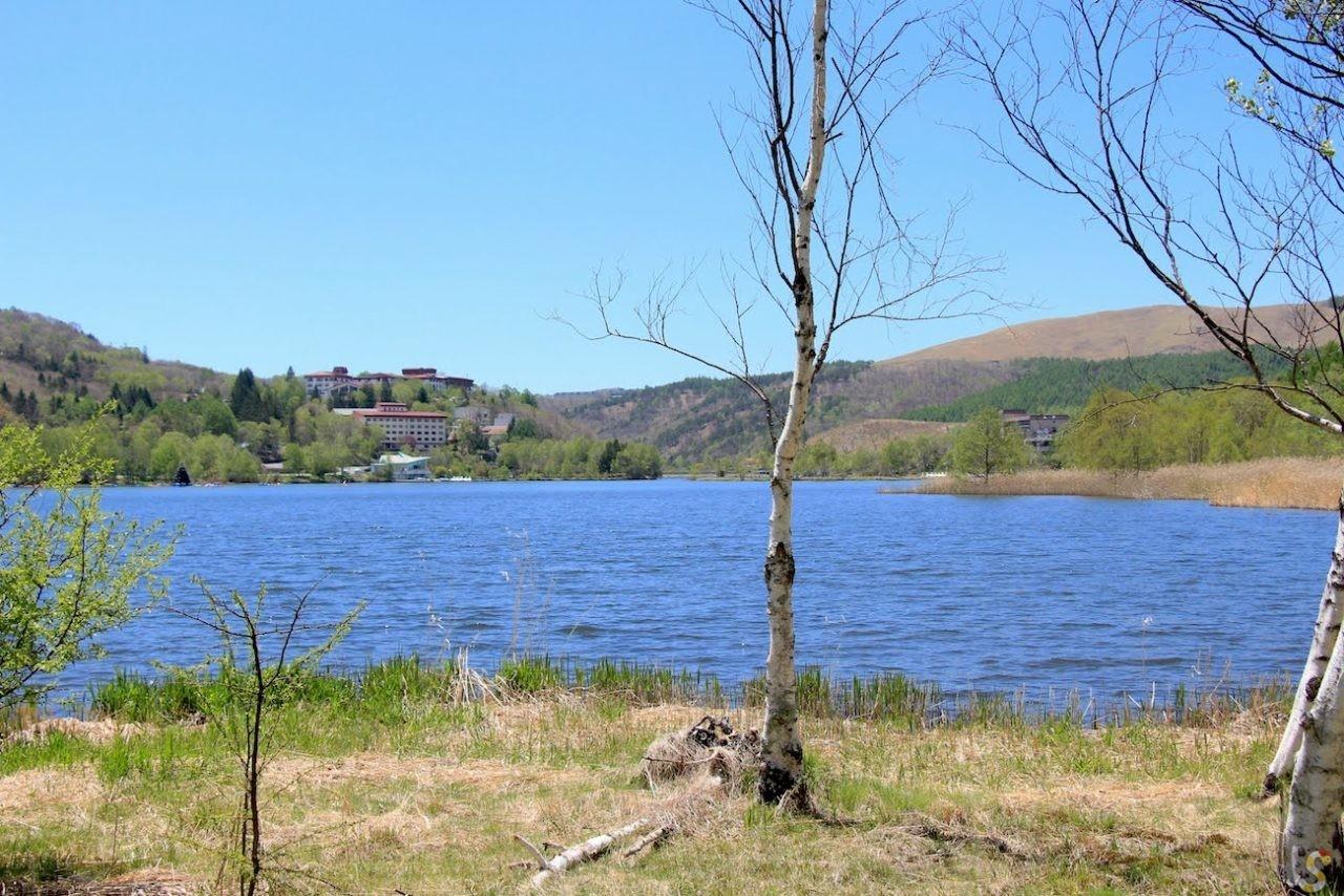 白樺湖池の平ファミリーランド
