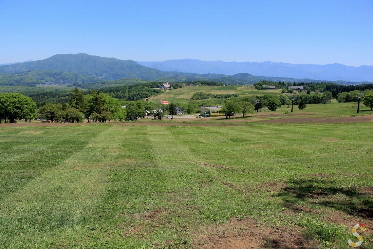 信濃町の黒姫高原