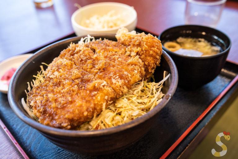 駒ヶ根ソースカツ丼