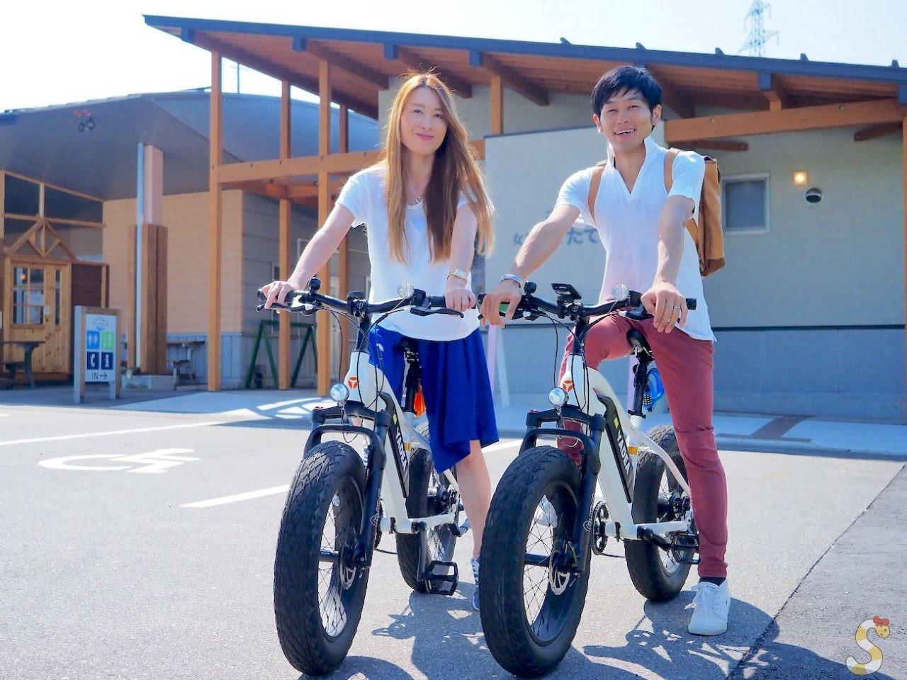 立科町e-Bike