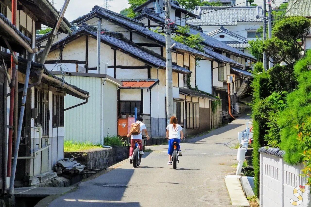 立科町茂田井宿