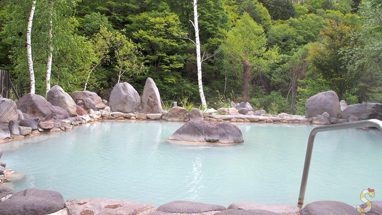 高山村七味温泉恵の湯