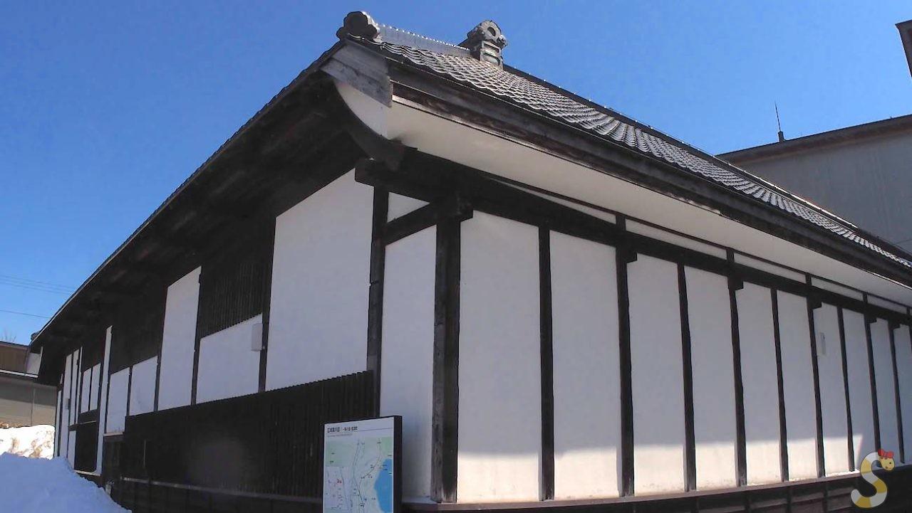 信濃町一茶記念館