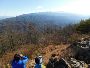伊那発着で楽しむ冬の日帰りハイキングat守屋山