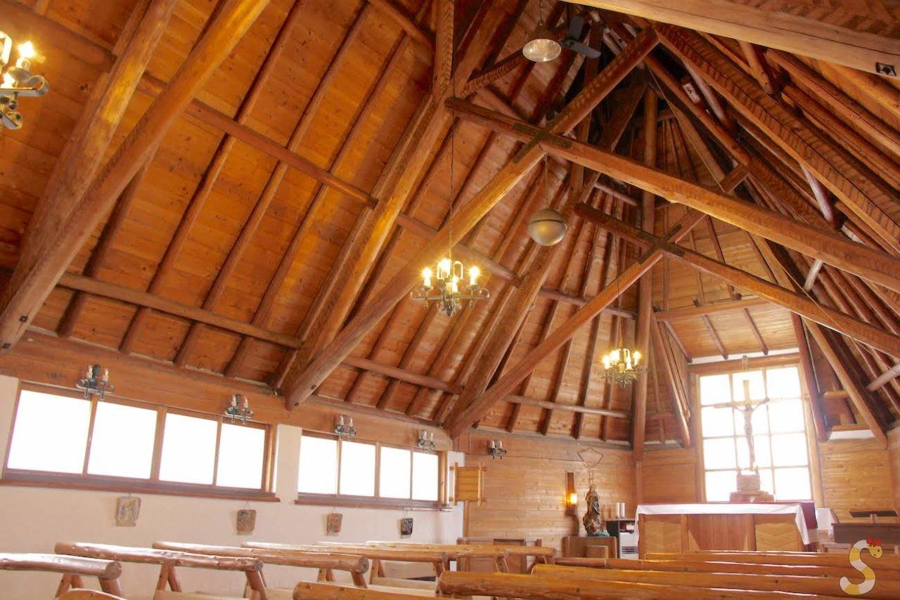 軽井沢の聖パウロカトリック教会