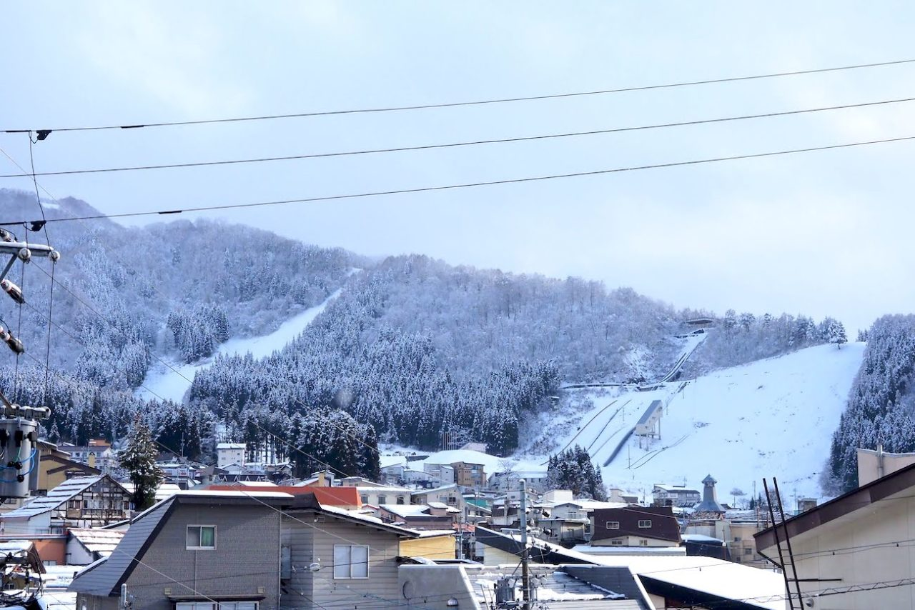 野沢温泉野沢温泉スキー場|野沢温泉場|野沢温泉