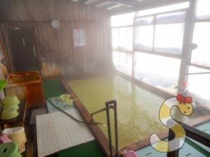 【小谷村】湯原温泉「猫華の湯」
