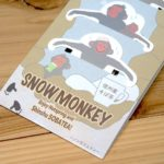 SNOW MONKEY TEAのおみやげ