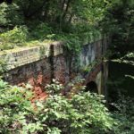 旧国鉄篠ノ井線 廃線敷