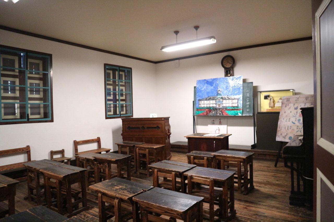 松本の開智学校