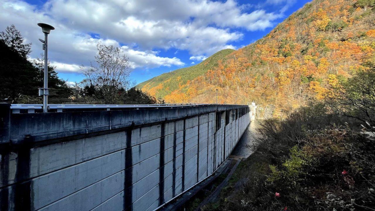 辰野町横川ダム