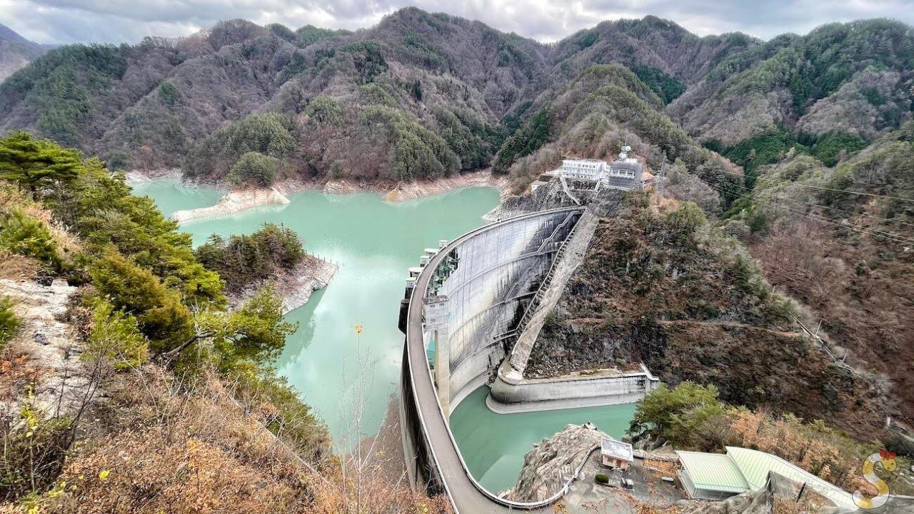 中川村小渋ダム
