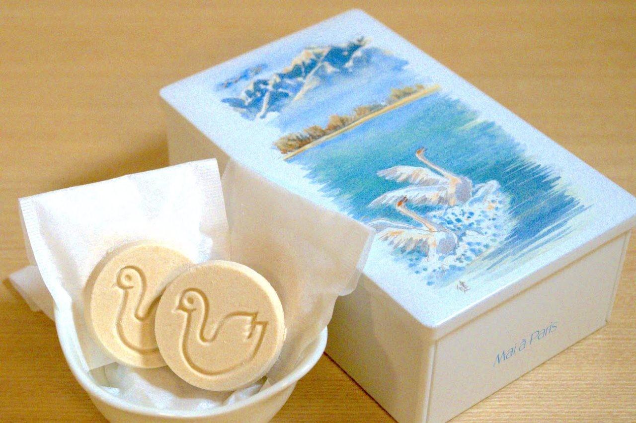 白鳥の湖|開運堂(松本市)