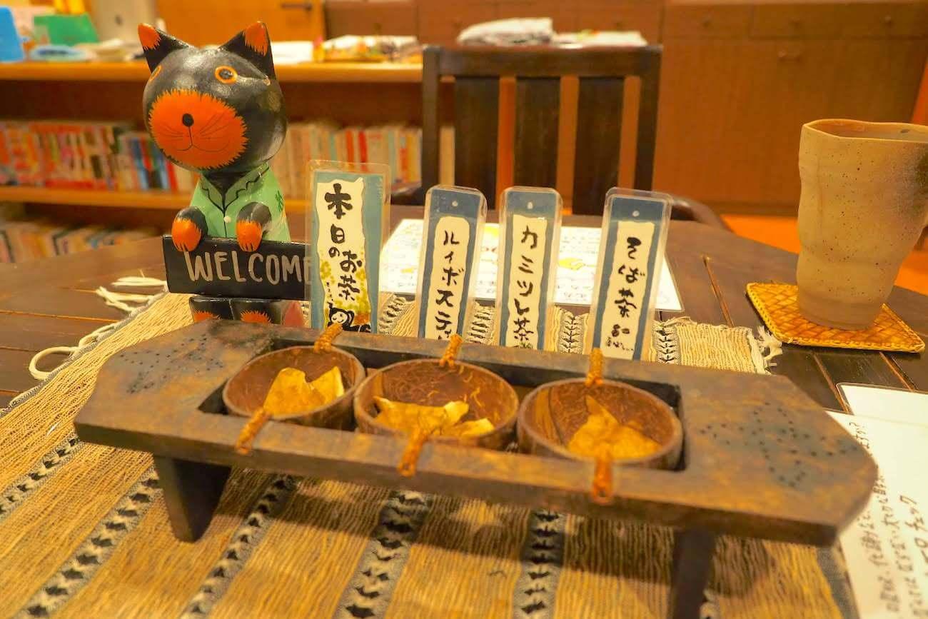 阿智村観光モデルコース