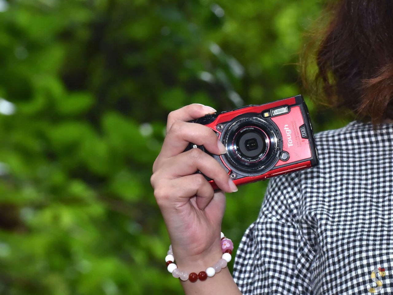 旅行カメラTG-5
