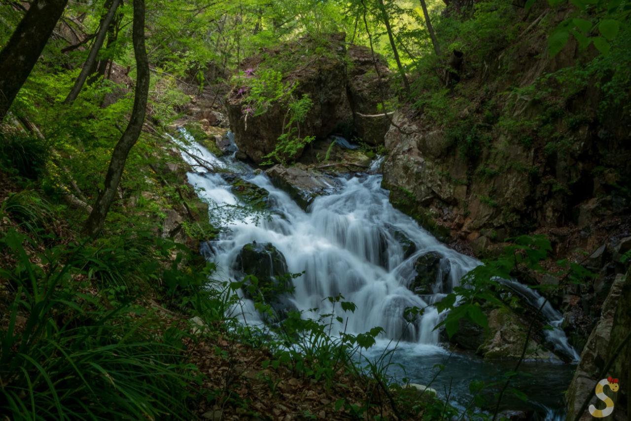 南相木村の滝めぐり