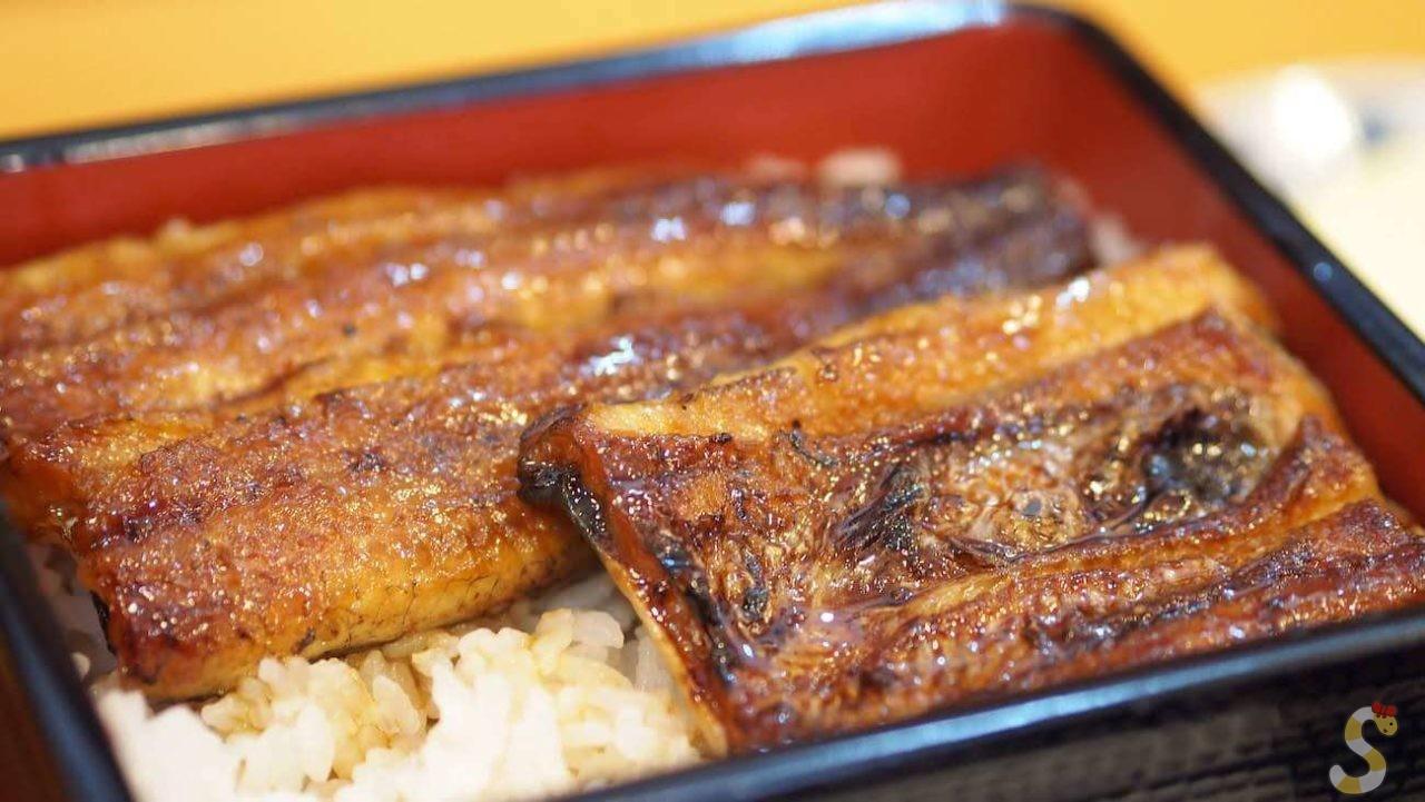 茅野市のうなぎ丸平川魚店