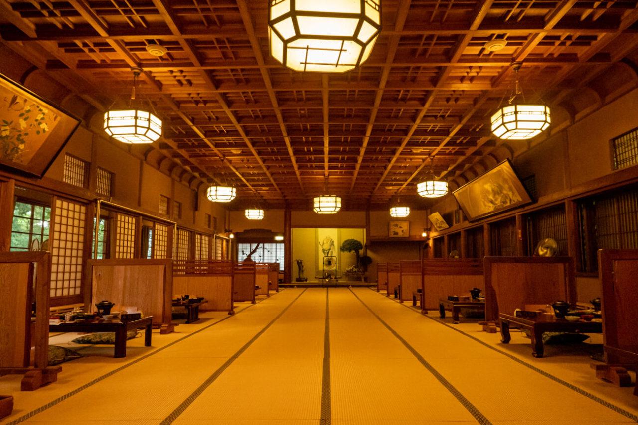 山ノ内町渋温泉金具屋