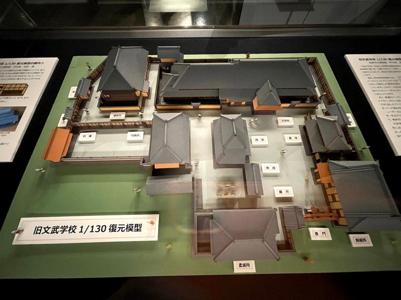 長野市松代真田宝物館