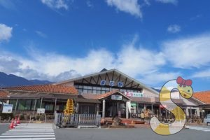飯島町道の駅花の駅いいじま