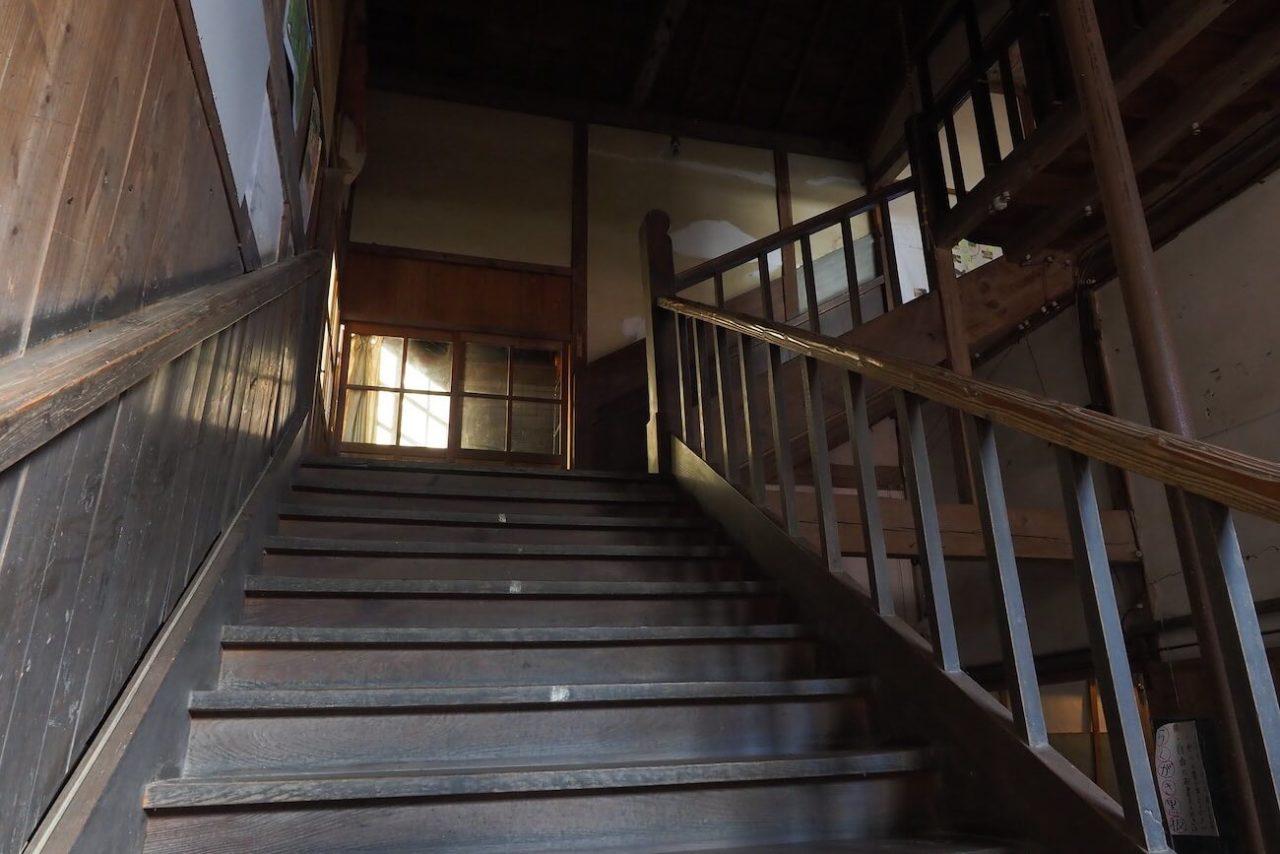 飯田市遠山郷旧木沢小学校