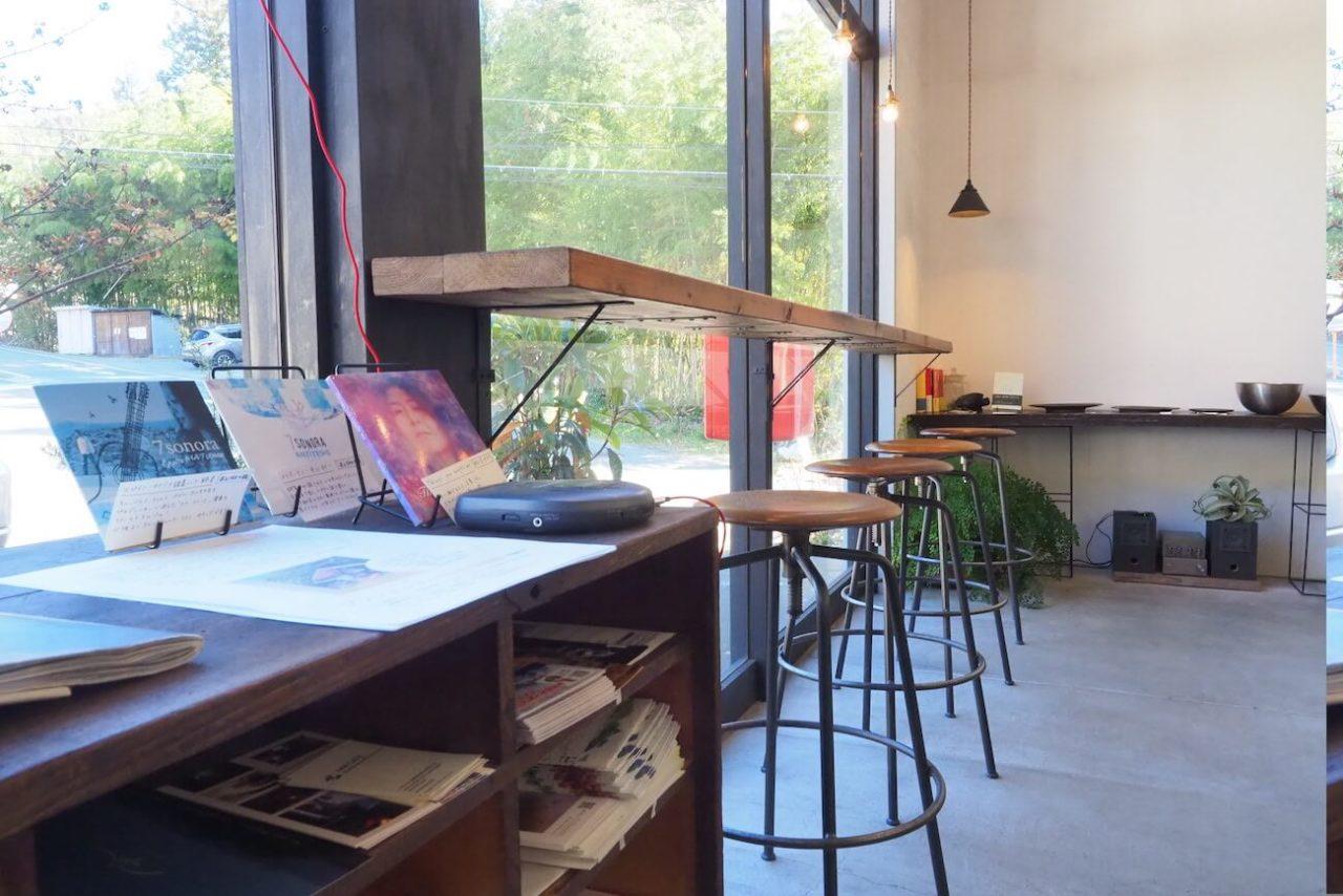 中川村陣馬型山ベースキャンプコーヒー