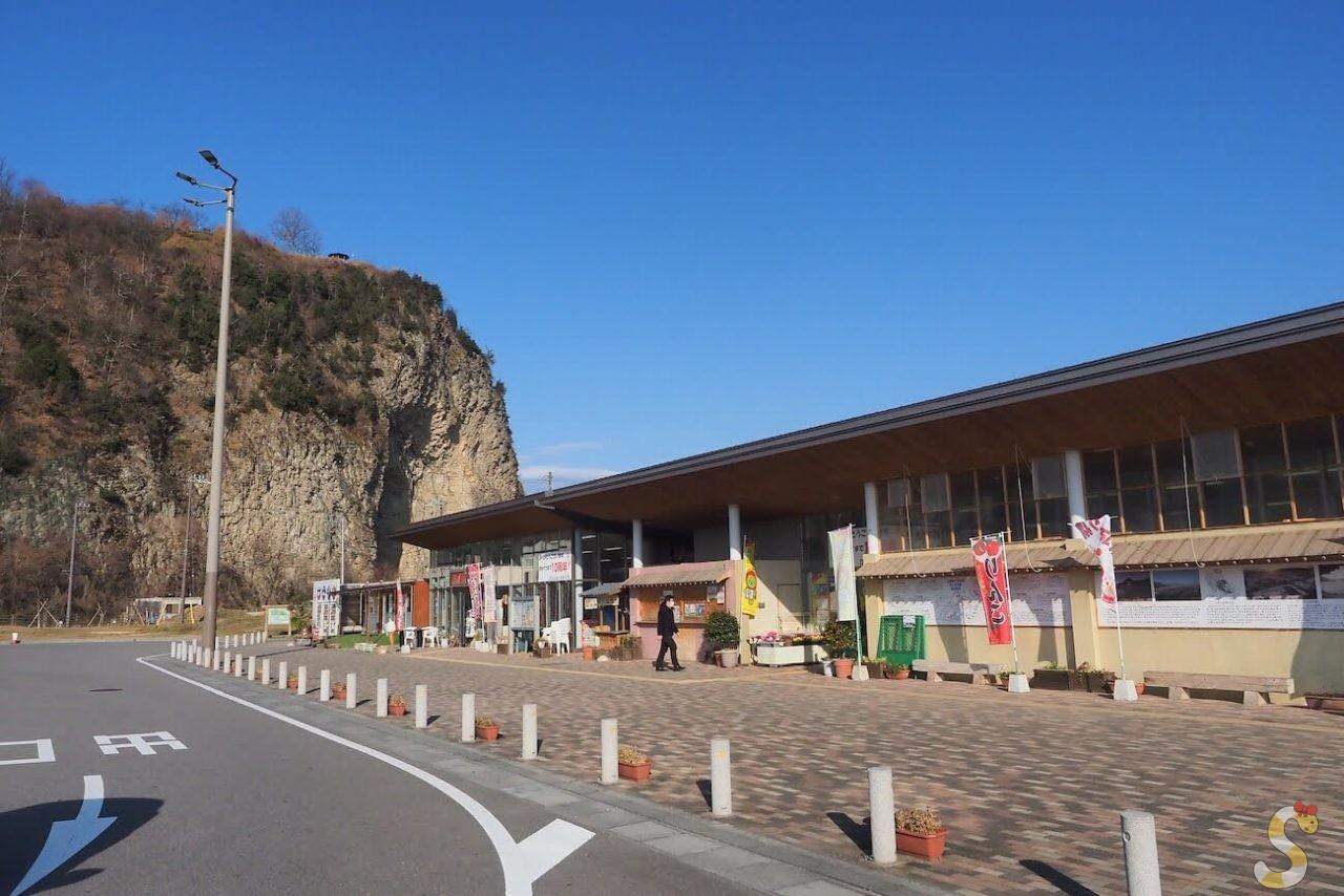 上田 道と川の駅おとぎの里
