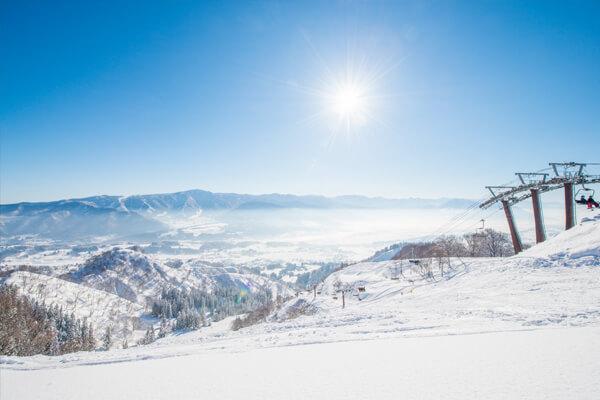 飯山市戸狩温泉スキー場