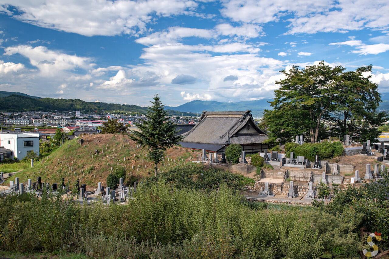 飯田市雲彩寺