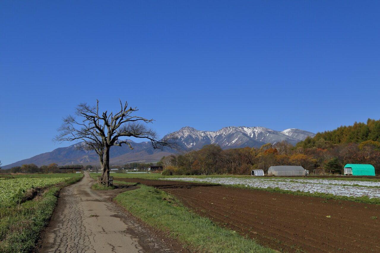 南牧村野辺山高原