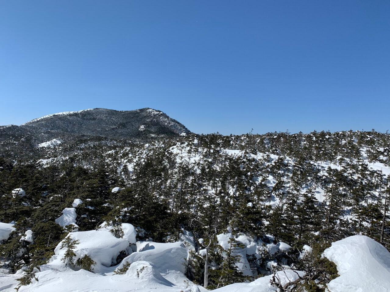 北横岳登山