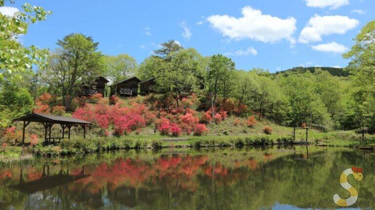 長野県大桑村のぞきどキャンプ場