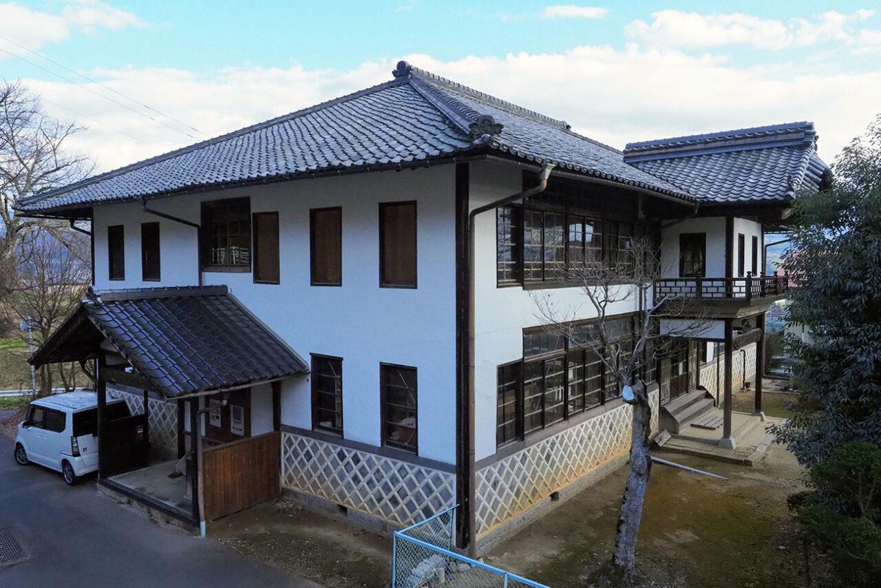 旧下市田学校