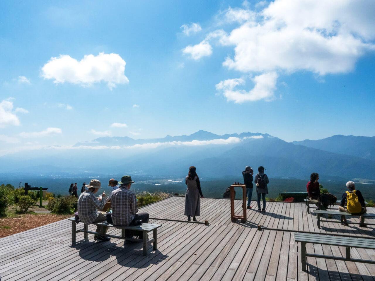富士見パノラマリゾート・富士見高原リゾート
